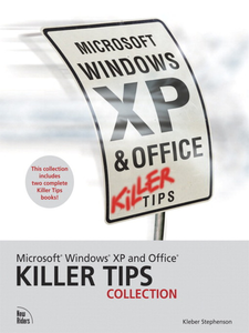 Ebook in inglese Microsoft Windows XP and Office Killer Tips Stephenson, Kleber