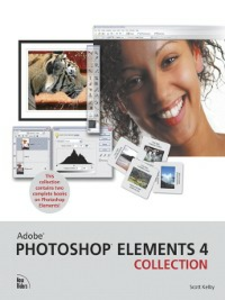 Ebook in inglese Adobe Photoshop Elements 4 Collection Kelby, Scott