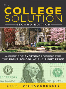 Ebook in inglese The College Solution O'Shaughnessy, Lynn