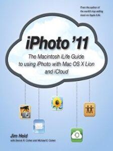Foto Cover di iPhoto '11, Ebook inglese di AA.VV edito da Pearson Education