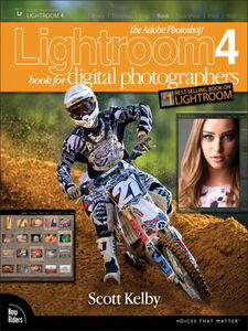 Ebook in inglese The Adobe Photoshop Lightroom 4 Book for Digital Photographers Kelby, Scott
