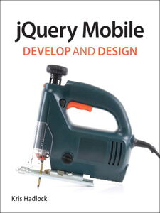 Ebook in inglese jQuery Mobile Hadlock, Kris