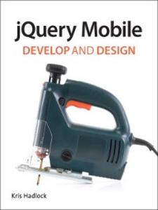 Ebook in inglese jQuery Mobile Hadlock, Kris