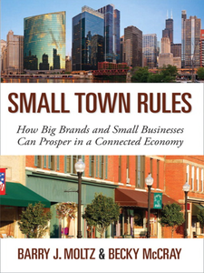 Ebook in inglese Small Town Rules McCray, Becky , Moltz, Barry J.