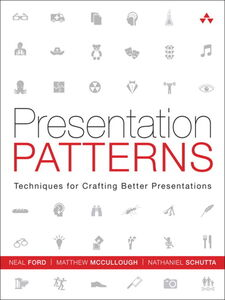 Ebook in inglese Presentation Patterns Ford, Neal , McCullough, Matthew , Schutta, Nathaniel