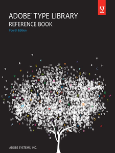 Ebook in inglese Adobe Type Library Reference Book Inc., Adobe Systems,