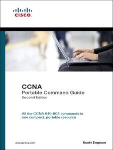 Ebook in inglese CCNA Portable Command Guide Empson, Scott