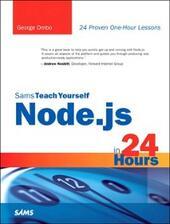Sams Teach Yourself Node.js in 24 Hours