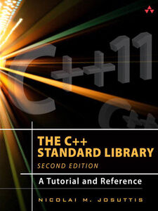 Ebook in inglese The C++ Standard Library Josuttis, Nicolai M.