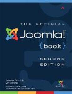 Foto Cover di Official Joomla! Book, Ebook inglese di Jennifer Marriott,Elin Waring, edito da Pearson Education