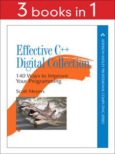 Ebook in inglese Effective C++ Digital Collection Meyers, Scott