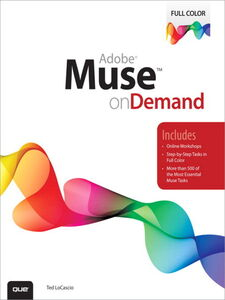 Ebook in inglese Adobe Muse on Demand LoCascio, Ted