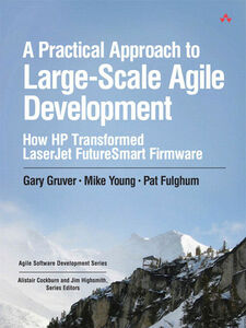 Foto Cover di A Practical Approach to Large-Scale Agile Development, Ebook inglese di AA.VV edito da Pearson Education