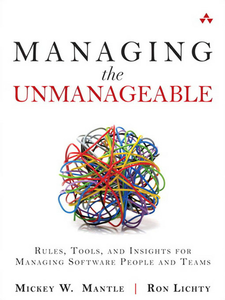 Ebook in inglese Managing the Unmanageable Lichty, Ron , Mantle, Mickey W.