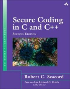 Ebook in inglese Secure Coding in C and C++ Seacord, Robert C.