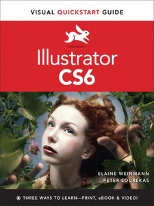 Foto Cover di Illustrator CS6, Ebook inglese di Peter Lourekas,Elaine Weinmann, edito da Pearson Education