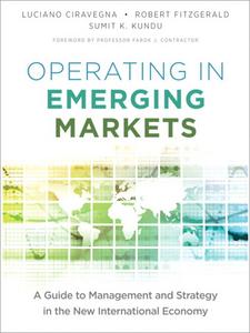 Ebook in inglese Operating in Emerging Markets Ciravegna, Luciano , Fitzgerald, Robert , Kundu, Sumit
