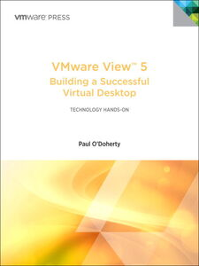 Ebook in inglese VMware View 5 O'Doherty, Paul