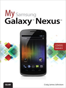 Ebook in inglese My Samsung Galaxy™ Nexus™ Johnston, Craig James