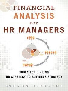 Foto Cover di Financial Analysis for HR Managers, Ebook inglese di Steven Director, edito da Pearson Education