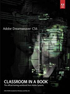 Foto Cover di Adobe® Dreamweaver® CS6 Classroom in a Book®, Ebook inglese di Adobe Creative Team, edito da Pearson Education