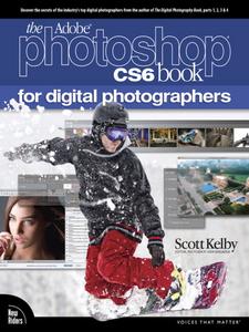Ebook in inglese The Adobe® Photoshop CS6 Book for Digital Photographers Kelby, Scott