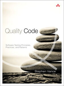 Ebook in inglese Quality Code Vance, Stephen