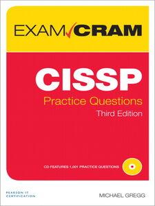 Ebook in inglese CISSP Practice Questions Exam Cram Gregg, Michael