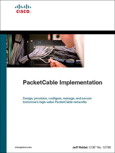 Ebook in inglese PacketCable Implementation Riddel, Jeff