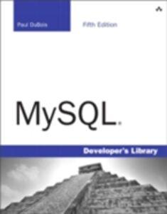 Ebook in inglese MySQL DuBois, Paul