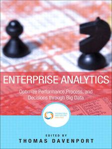 Ebook in inglese Enterprise Analytics Davenport, Thomas H.