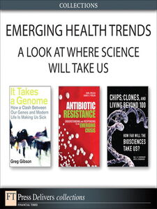 Ebook in inglese Emerging Health Trends Drlica, Karl S. , Gibson, Greg , Perlin, David S. , Schoemaker, Joyce A.