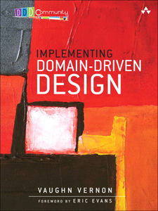 Ebook in inglese Implementing Domain-Driven Design Vernon, Vaughn