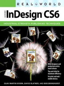 Foto Cover di Real World Adobe InDesign CS6, Ebook inglese di AA.VV edito da Pearson Education