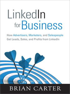 Ebook in inglese LinkedIn for Business Carter, Brian