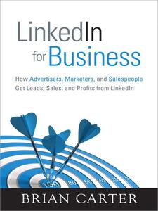Foto Cover di LinkedIn for Business, Ebook inglese di Brian Carter, edito da Pearson Education