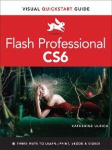 Ebook in inglese Flash Professional CS6 Ulrich, Katherine