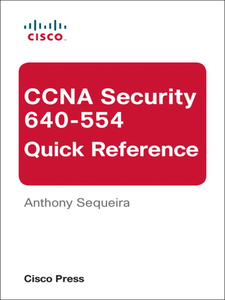 Ebook in inglese CCNA Security 640-554 Quick Reference Sequeira, Anthony