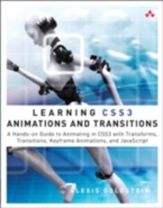 Ebook in inglese Learning CSS3 Animations and Transitions Goldstein, Alexis