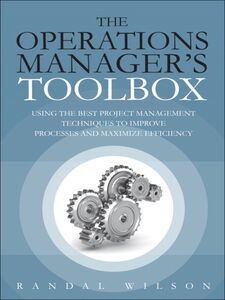 Ebook in inglese The Operations Manager's Toolbox Wilson, Randal