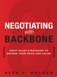 Ebook in inglese Negotiating with Backbone Holden, Reed K.