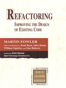 Ebook in inglese Refactoring Brant, John , Fowler, Martin , Opdyke, William , Roberts, Don