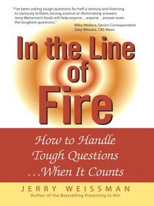 Ebook in inglese In the Line of Fire Weissman, Jerry