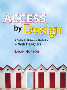 Ebook in inglese Access by Design Horton, Sarah