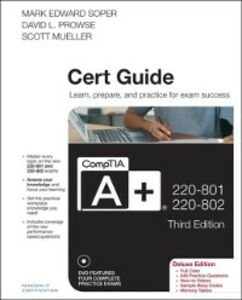 Foto Cover di CompTIA A+ 220-801 and 220-802 Cert Guide, Deluxe Edition, Ebook inglese di AA.VV edito da Pearson Education