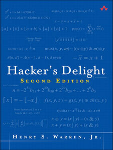 Foto Cover di Hacker's Delight, Ebook inglese di Henry S. Warren, edito da Pearson Education