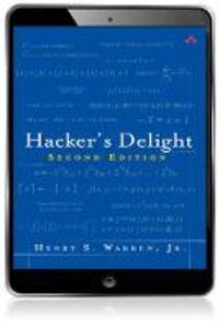Foto Cover di Hacker's Delight, Ebook inglese di Henry S. Warren, edito da Pearson Education