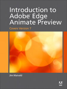 Ebook in inglese Introduction to Adobe Edge Animate Preview Maivald, Jim