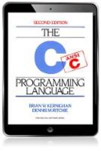 Ebook in inglese The C Programming Language Kernighan, Brian W. , Ritchie, Dennis