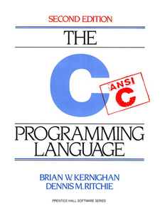 Ebook in inglese The C Programming Language Kernighan, Brian W. , Ritchie, Dennis